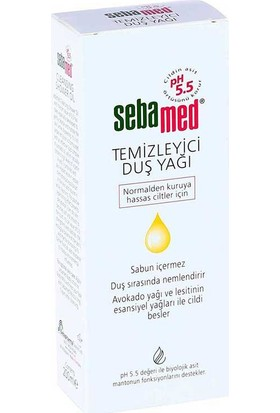 Sebamed Shower Oil (Duş Yağı) 200Ml