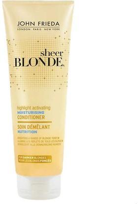 John Frieda Sheer Blonde Moisturising Conditioner (Koyu Sarı Ton) 250 Ml