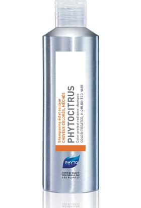 Phyto Phytocitrus Şampuan 200Ml Boyalı Ve İşlem Görmüş Saçlar