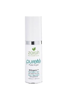 Zorah Purete Night Treatment 30Ml