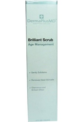 Dermaplus Md Brilliant Scrub 236.6Ml