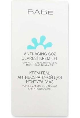 Babe Anti Ageing Göz Çevresi Krem/Jel 15Ml