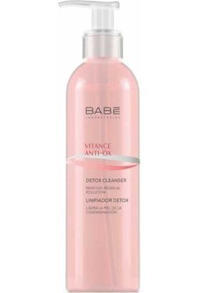 Babe Vitance Anti Ox Detox Cleanser 245 Ml - Temizleyici Jel