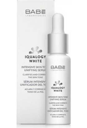 Babe Iqualogy White İntensive Skin Tone Unifying Serum 30Ml-Leke Serumu