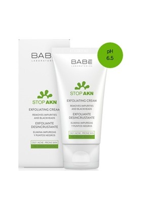 Babe Stop-Akn Exfoliating Cream 50Ml