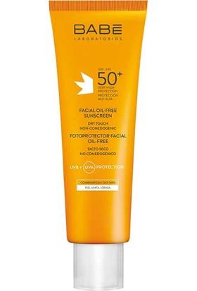 Babe Facial Oil Free Sunscreen Spf 50+ 50 Ml Güneş Kremi