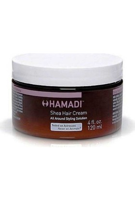 Hamadi Shea Hair Cream 120 Ml