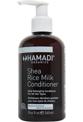 Hamadi Shea Rice Milk Conditioner 240 Ml