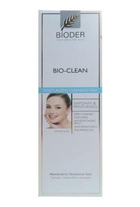 Bioder Bio-Clean Nemlendirici Temizleme Sütü