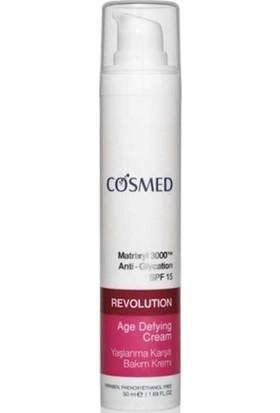 Cosmed Revolution Yaşlanma Karşıtı Bakım Kremi Spf15 50 Ml