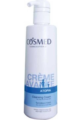 Cosmed Atopia Cleansing Cream 400Ml - Temizleyici Krem