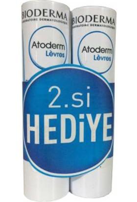 Bioderma Atoderm Lip Stick 2'Li 4Gr