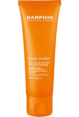 Darphin Paris Soleil Plaisir Anti Aging Sun Protective Cream For Body Spf30 125Ml