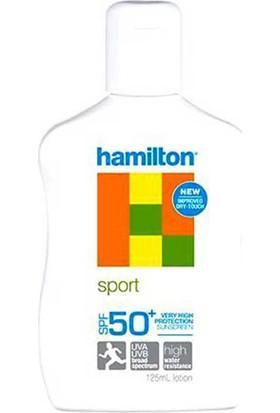 Hamilton Sport Lotion Spf50+ 125Ml