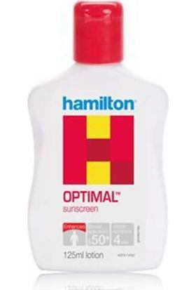 Hamilton Optimal Losyon Spf 50+ 125 Ml