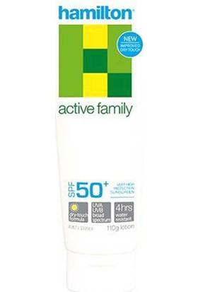 Hamilton Active Family Krem Spf 50+ 110 Gr