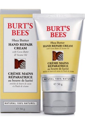 Burts Bees Shea Yağı İçeren Onarıcı El Kremi 50 Gr
