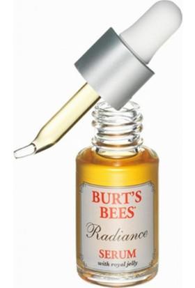 Burt'S Bees Radiance Serum With Royal Jelly-% 99.9 Doğal Arı Sütü İçeren Ve Aydınlık Görünüm Veren Serum