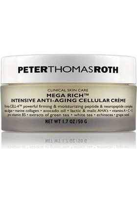 Peter Thomas Roth Mega Rich Intensive Anti Aging Cellular Creme 50Ml