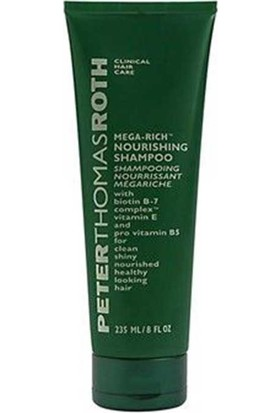 Peter Thomas Roth Mega Rich Nourishing Shampoo 235 Ml