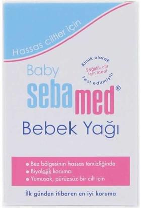 Sebamed Baby Oil Bebek Yağı 150 Ml