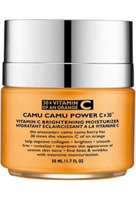 Peter Thomas Roth Camu Camu Power Cx30 Vitamin C Brightening Moisturizer 50 Ml