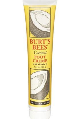 Burts Bees Hindistan Cevizi Ve E Vitamini İçeren Ayak Kremi 120 Gr