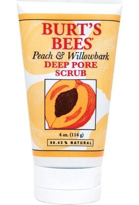 Burts Bees Derin Gözenek Temizleyici Peeling Şeftali