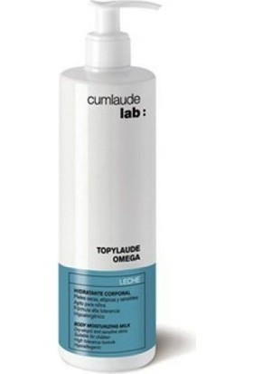 Cumlaude Lab Topylaude Omega Leche 400Ml