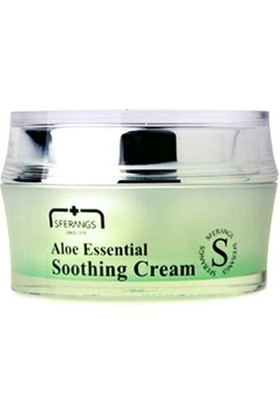 Sferangs Aloe Essential Soothing Cream 50Ml