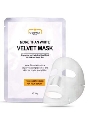 Sferangs More Than White Velvet Mask 30G X 5