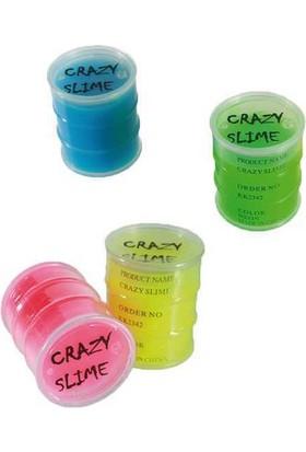 Out Of The Blue Akışkan Uzayan Hamur - Crazy Slime İn Barrel