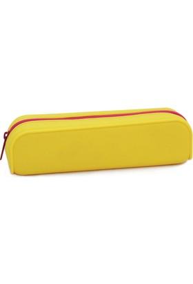 Pape Sarı Silikon Uzun İnce Kalem Kutu 152