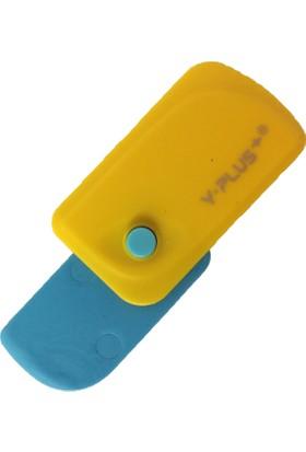 Y-Plus Spinner Katlanabilir Mavi Silgi Ex1106