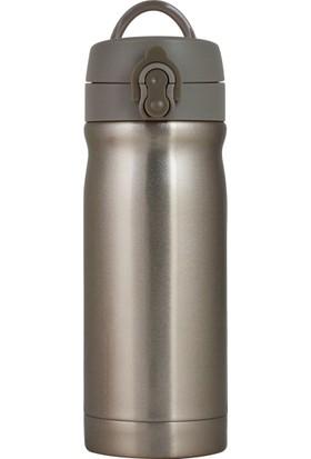 Trendix 350Ml Sütlü Kahve Çelik İçli Matara U1800-Sk