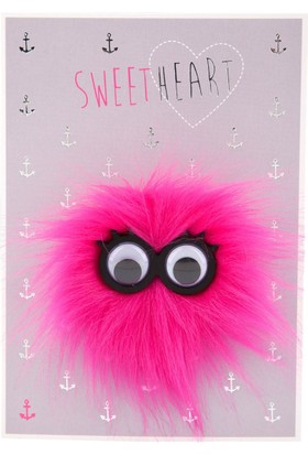 Top Model 'Look'' Sweet Heart Postkart Dk04518-4