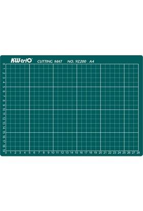 Kw-Trio Kesim Tablası A4 30X22 Mm