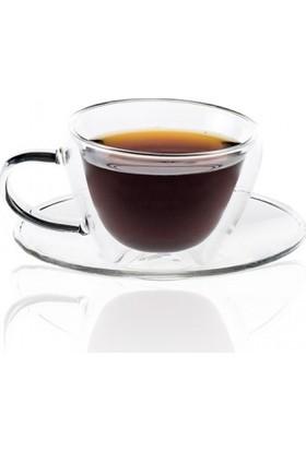 Biggcoffee Double Wall Kahve Fincan Seti - Malzeme - Borosilikat Cam