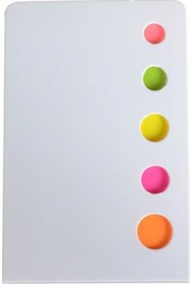 Pf Concept 10627001 Yapışkanlı Notluk - Renk - Beyaz
