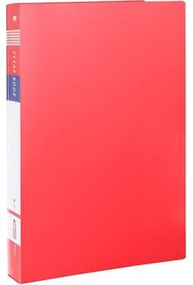 Bigpoint Sunum Dosyası 40 Yaprak (Bp-204) Renk - Kirmizi
