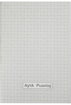 Dilman Aylık Puantaj Defteri