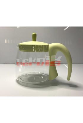 Arzum AR311 Çaycı Yeşil Cam Demlik