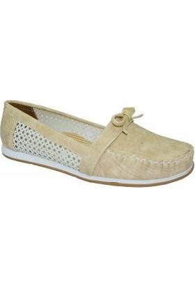 Altın Ökçe 001 Bayan Babet Ayakkabı