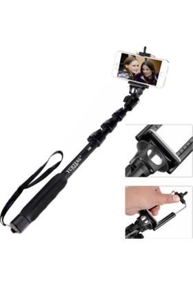 Haskan Yunteng YT-188 Monopod Selfie Çubuğu 125cm