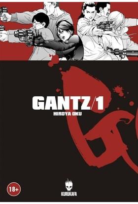 Gantz :Cilt 1