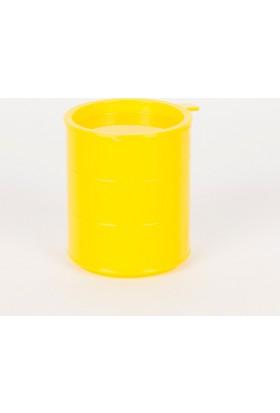 Erbay Plastik Slime Şaka Oyun Hamuru Sarı