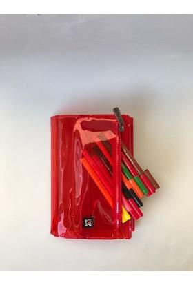 Ozpack Kırmızı Neon Küçük Çanta Fsn007