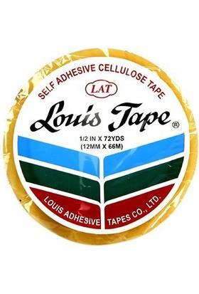 Louis Cellulose Bant 12Mm X 66 Metre