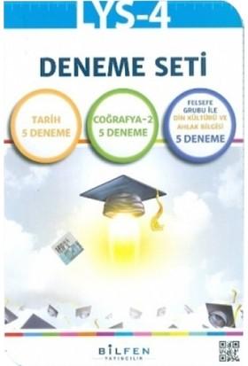 Bilfen Yayınları 12. Sınıf Lys Tarih Coğrafya Felsefe Din Deneme Set