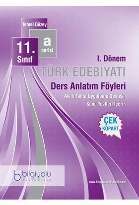 Bilgiyolu Yayınları 11. Sınıf Türk Edebiyatı Soru Bankası